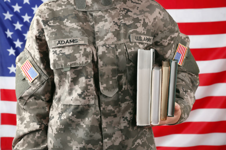 Top 3 College Programs for Veterans